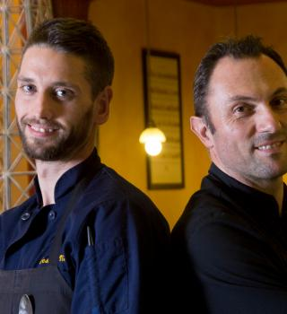 Chef Michael Deshayes and Chef Arnaud Wallet - Chef Profile