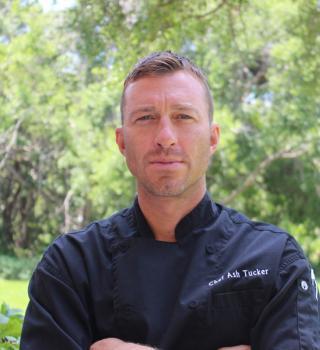 Chef Ash Tucker