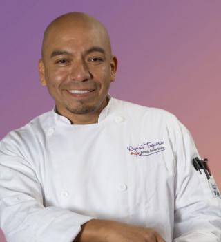 Chef Gino Calleja