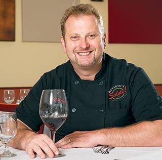 Chef Laszlo Bevardi