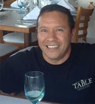 Chef Pedro Flores