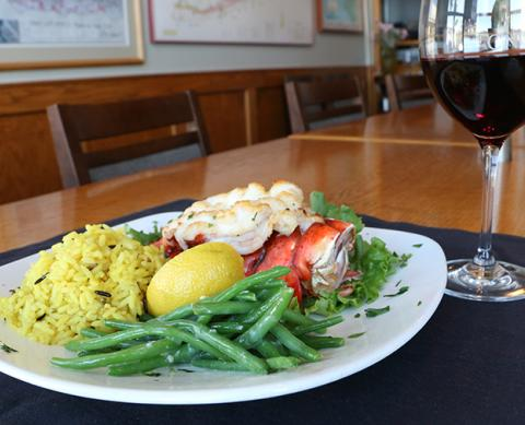 Waterfront Dining In Sarasota County