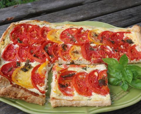 Sarasota Tomato Pizza