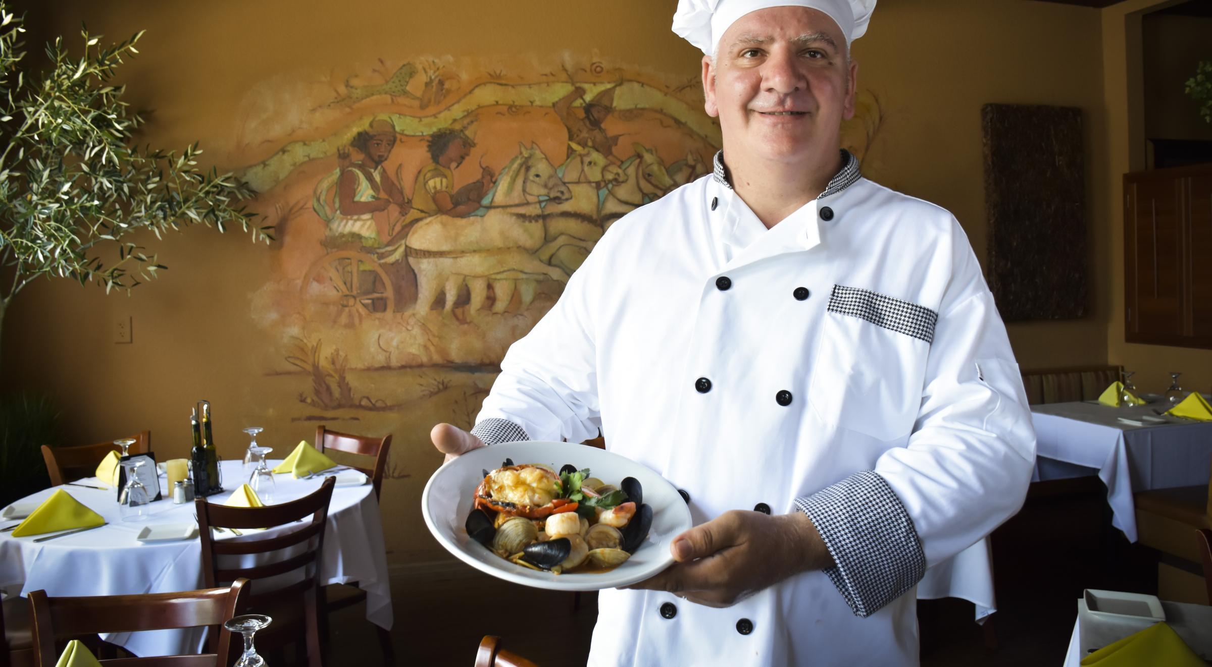 The head chef of Chianti