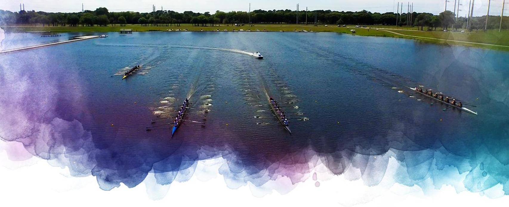 World Rowing 2017 at Nathan Benderson Park