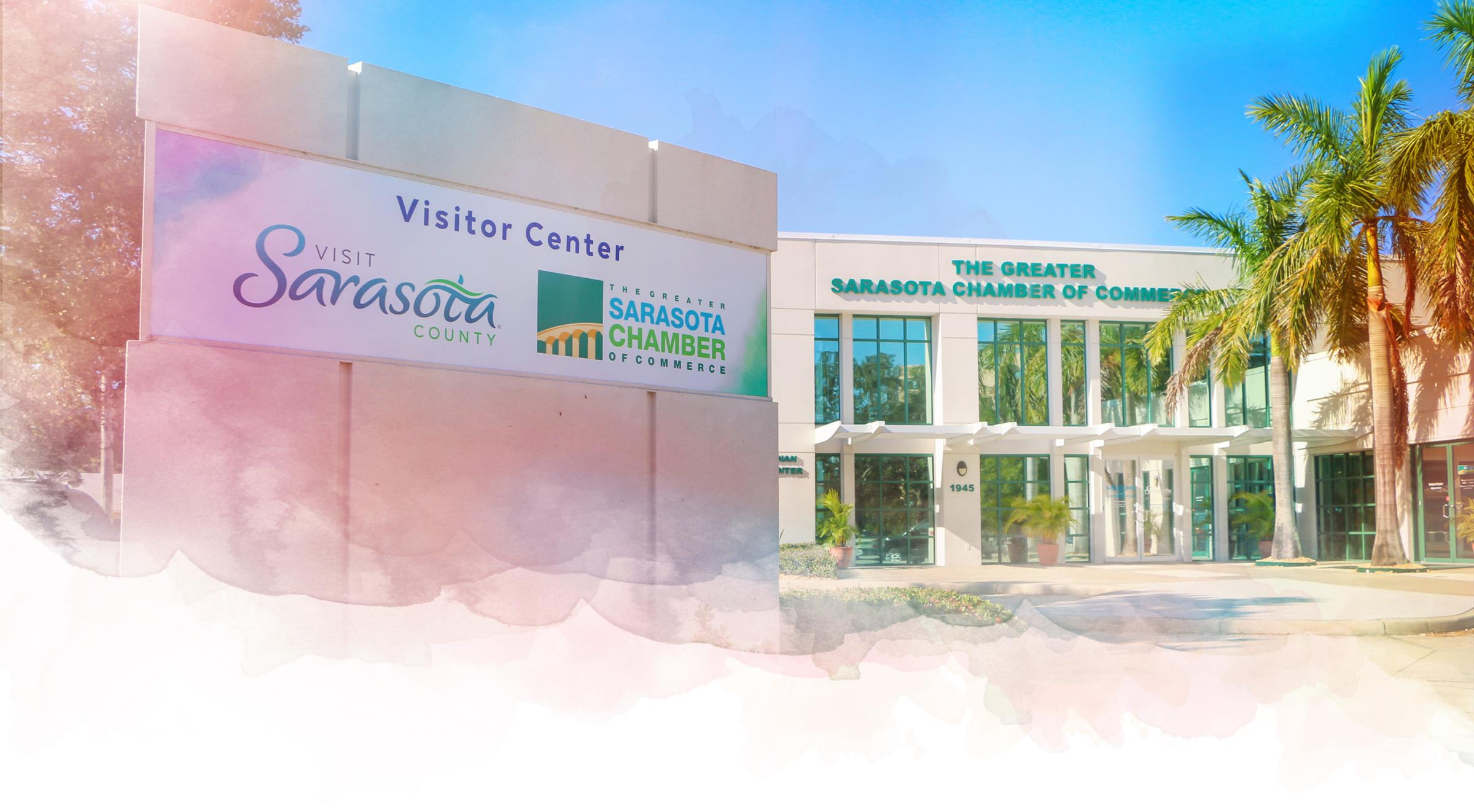 Visit us at our new downtown Sarasota Visitor Center