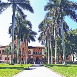 The Ca' d'Zan at The Ringling