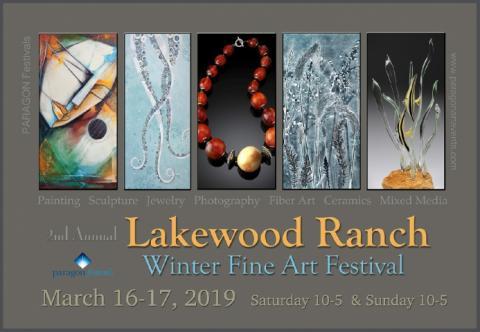 2nd Annual Lakewood Ranch Winter Fine Art Festival