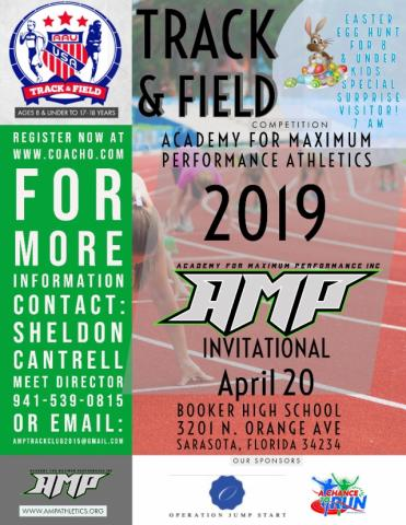 AMP Track & Field Invitational