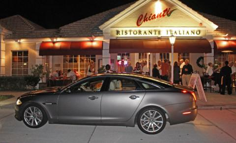 Italian Restaurant - Chianti is located on Clark Road near Beneva with abundant, easy parking.