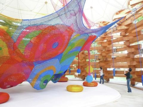 Extraordinary Playscapes