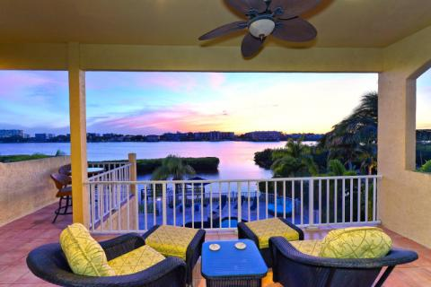 Bay View listing - This premier home has a spectacular view for the sunset! You have to see it for yourself!