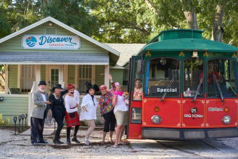 GET $5 OFF YOUR DECEMBER TROLLEY TOUR! USE CODE DECEMBER!