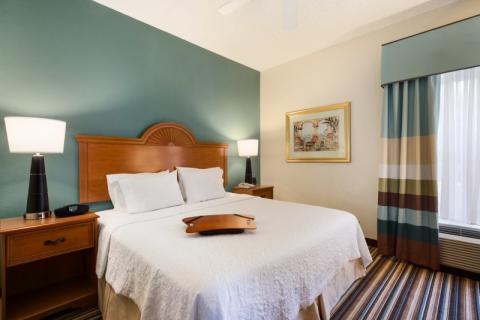 Guest Room - Enjoy an amazing night's sleep in our standard guestrooms. Keep in touch with free WiFi. Coffee maker, refrigerator and microwave in all rooms.