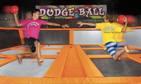 Dodge Ball Fun