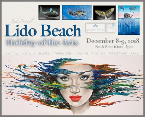 Lido Beach Holiday of the Arts