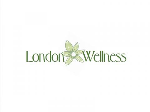 LONDON WELLNESS - Logo