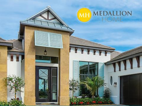 MEDALLION HOME