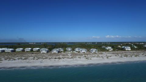 Palm Island Aerial