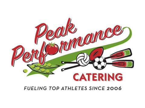 Peak performance - Logo