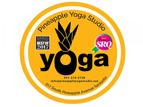 Studio - Pineapple Yoga, Cycling and Fitness Studio LOGO