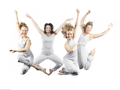 SCD Company Members - Photography By: Sorcha Augustine