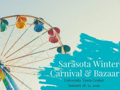 Sarasota Winter Carnival & Bazaar presented by Suncoast Vet ER