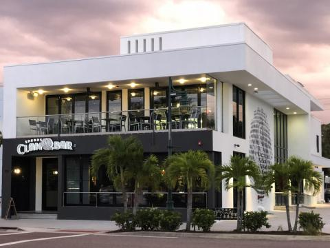 Speaks - St. Armands - exterior