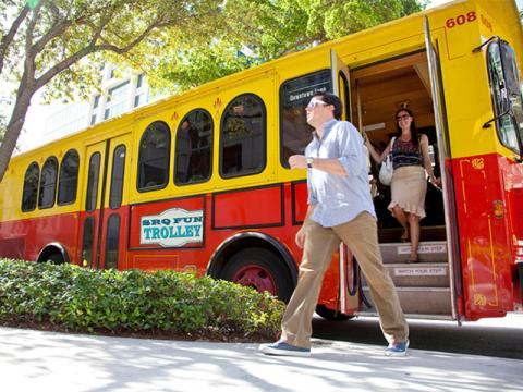 SRQ Fun Trolley Tours - Listing