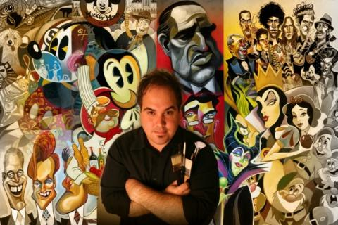 Sunday, March 24 - Meet Disney Artist Tim Rogerson at MADEBY Gallery