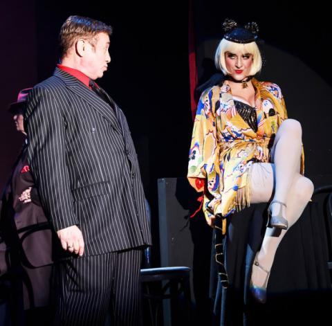 Bullets Over Broadway, 2018 - Photo: Cliff Roles