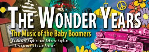 The Wonder Years: The Music of the Baby Booomers