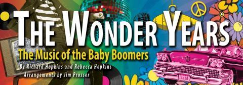The Wonder Years: The Music of the Baby Booomers
