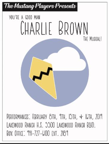 You're a Good Man, Charlie Brown The Musical