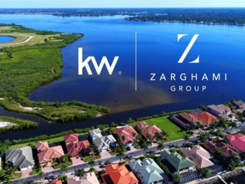 Zarghami Group logo - Zarghami Group is a Realty Group at Keller Williams in Sarasota, Florida