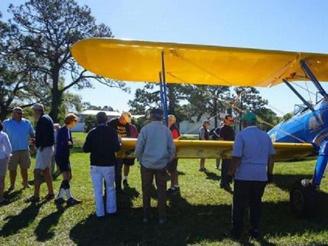 13th Annual Buchan Airport Fly-In