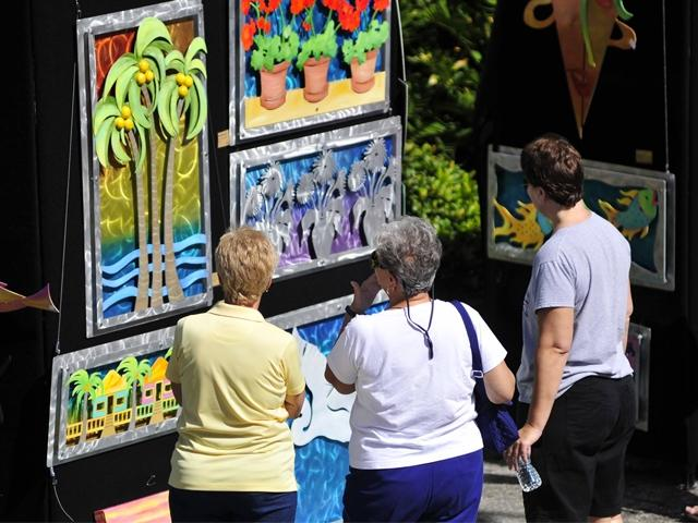 18th Annual Downtown Venice Art Classic