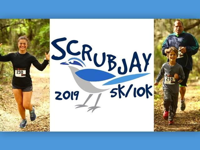 19th Annual Scrub Jay 5K & 10K