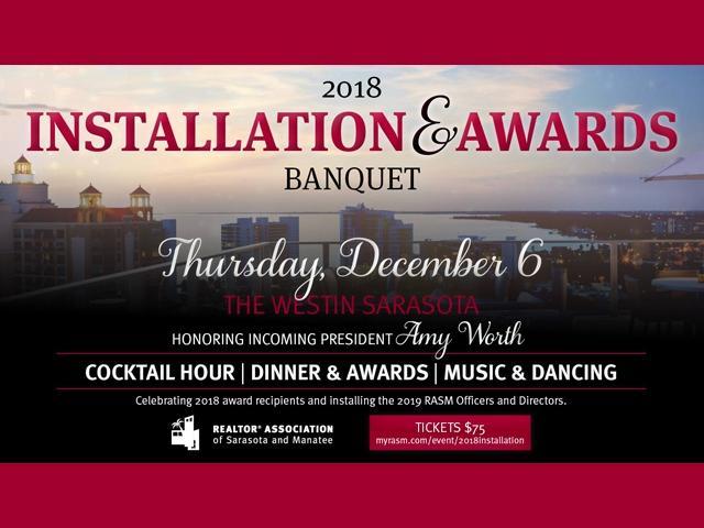 2018 Installation & Awards Banquet
