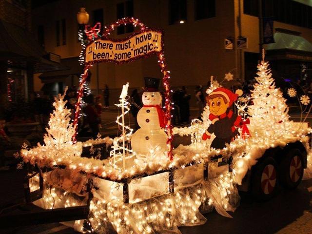 23rd Annual Sarasota Holiday Parade