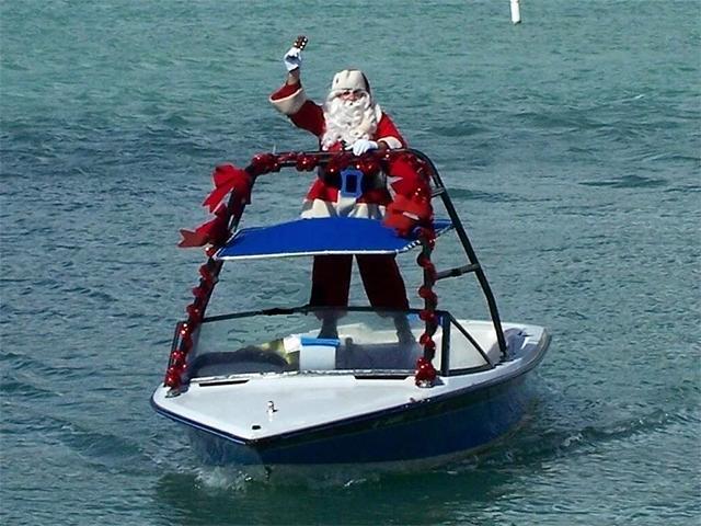 30th Annual Venice Christmas Boat Parade