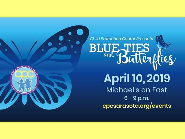 7th Annual Blue Ties & Butterflies