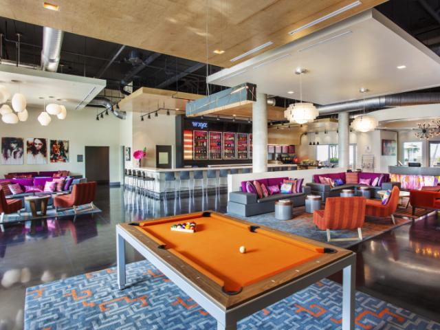 Re: mix Lounge and W XYZ bar