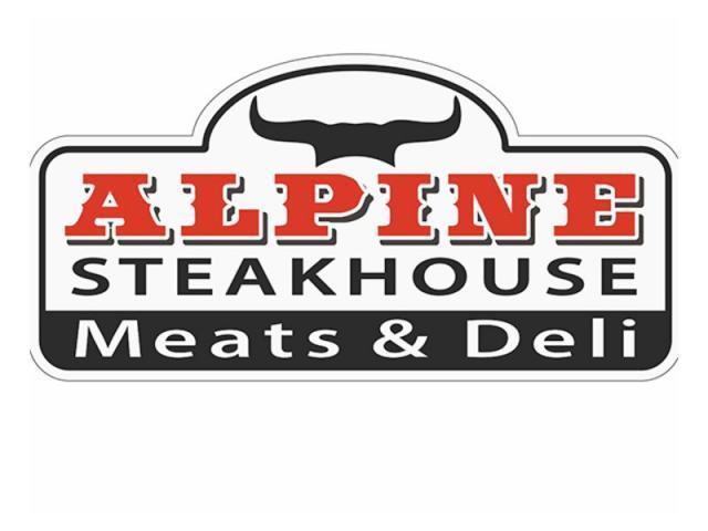 SHOPTEMBER 2018 - Alpine Steakhouse Logo