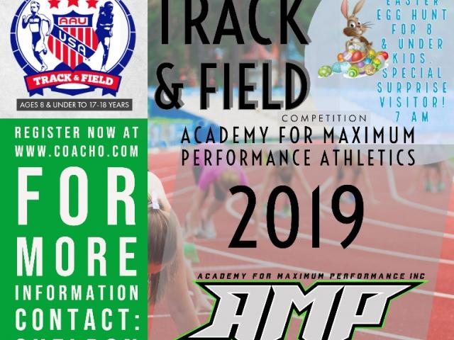 AMP Track & Field Invitational