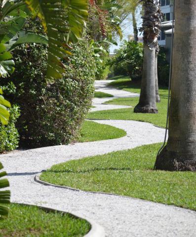 Gulf and Bay Club Bayside - Walking Path at Bayside