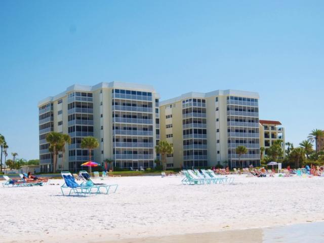 Crescent Arms - Gulf Front on Siesta Key
