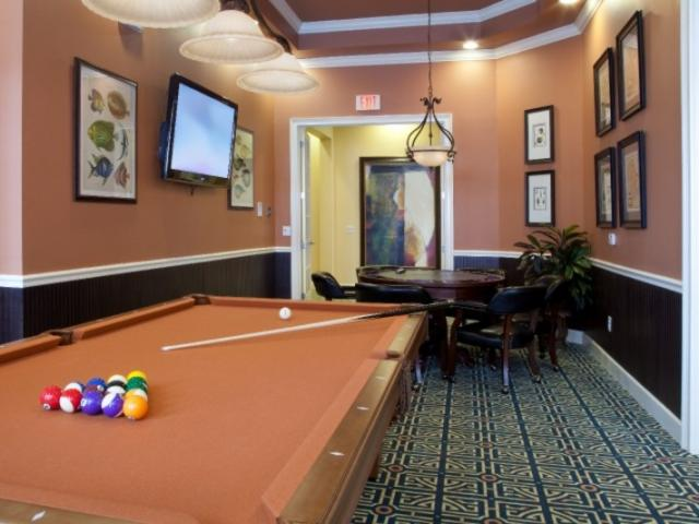 7618_720x480.jpg - Billiards & Poker Room at Clubhouse