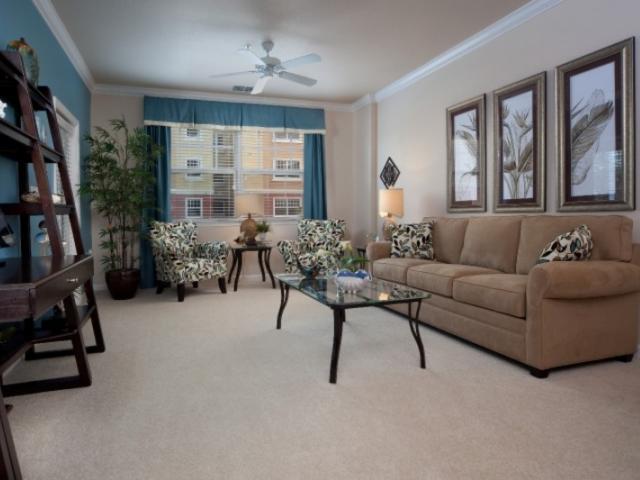 7617_720x480.jpg - Living Room in 1 Bedroom Home