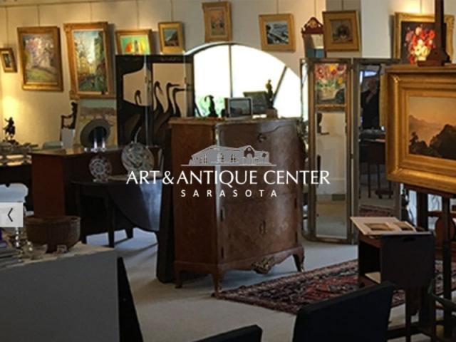 art and antique center sarasota visit sarasota